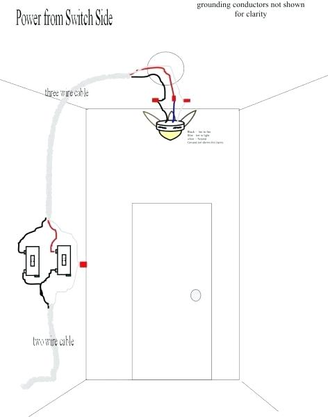 Mr 3570 Two Switch Wiring Diagram For Ceiling Light