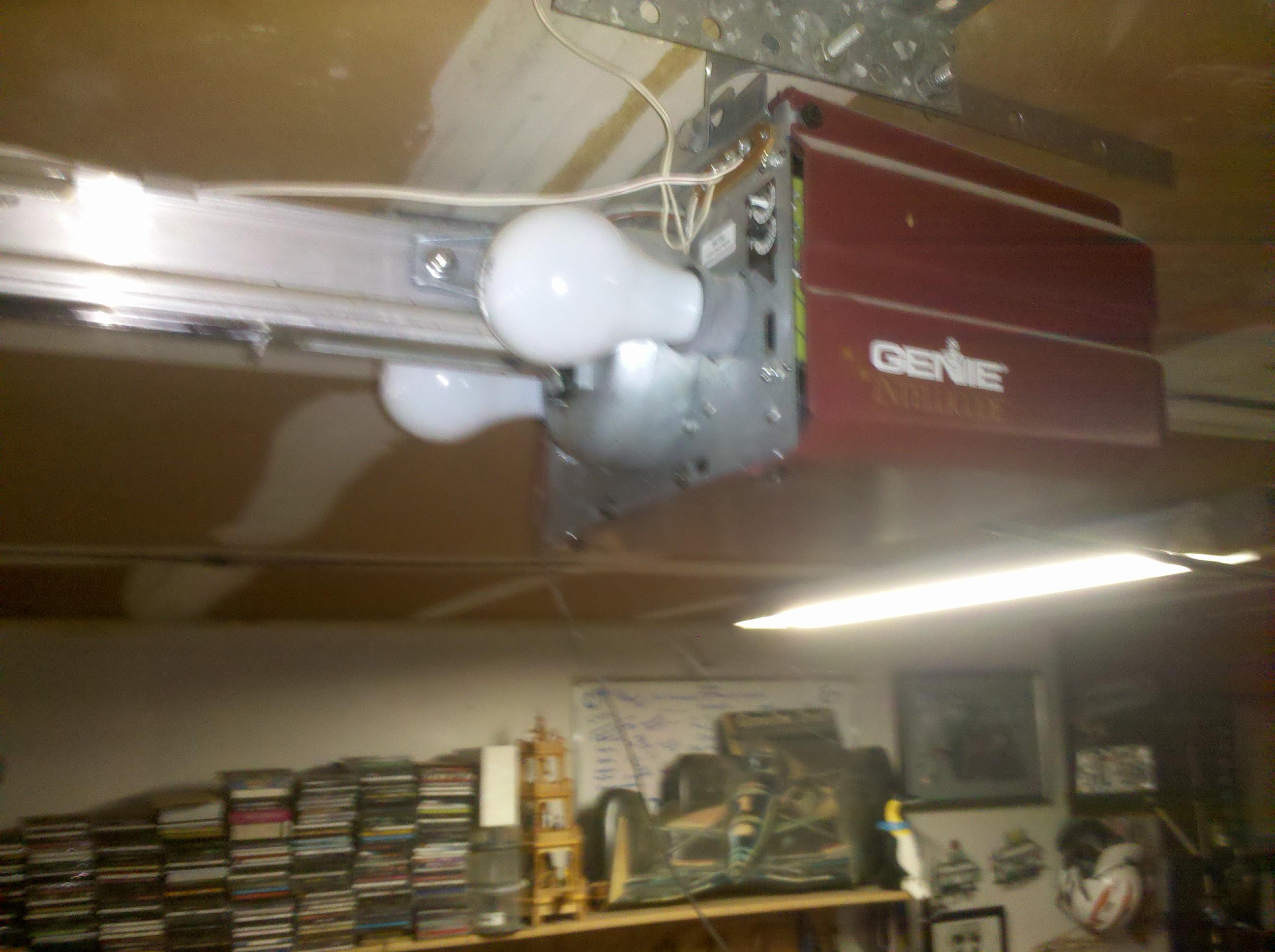 Troubleshooting Genie Intellicode Garage Door Opener