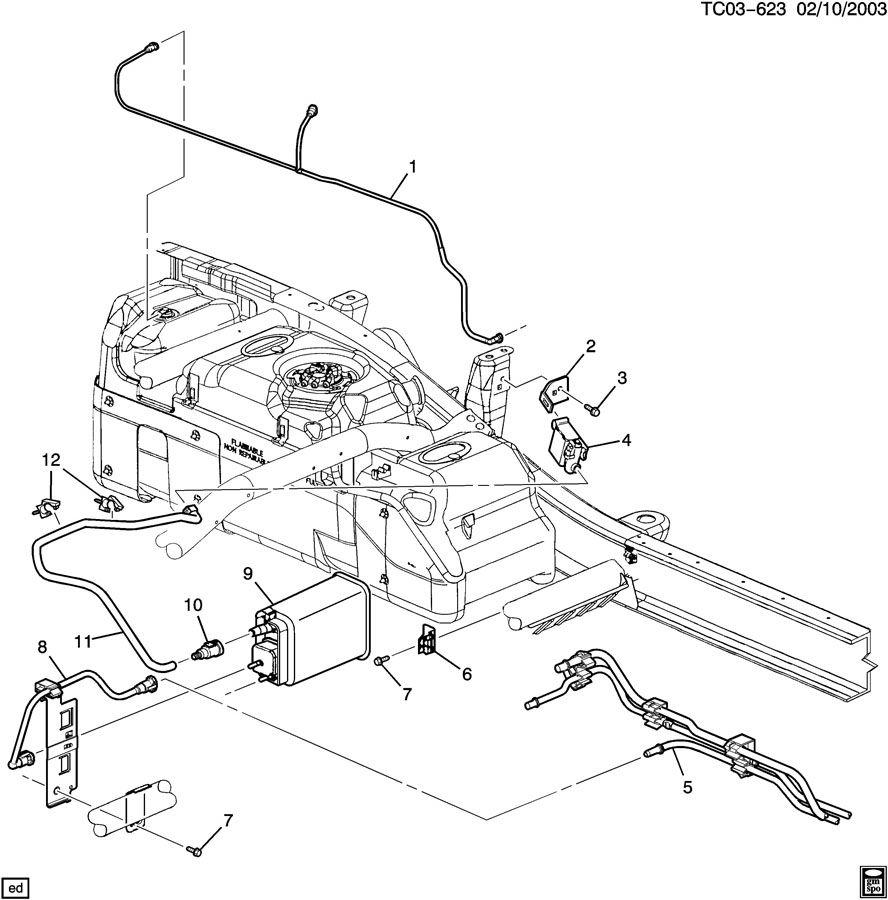 Gb 9977  Chevy Evap System Diagram Schematic Wiring