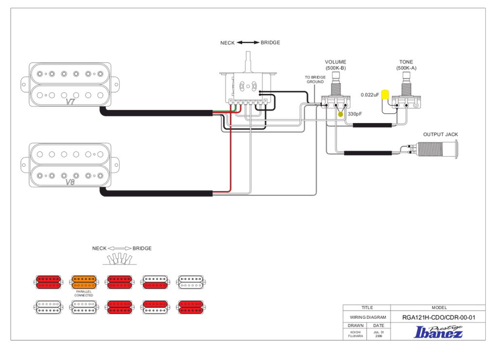 Rg550 Wiring Diagram Ibanez