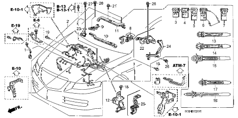 04 Acura Tl Engine Diagram Toyota Supra Wiring Harness Bege Wiring Diagram