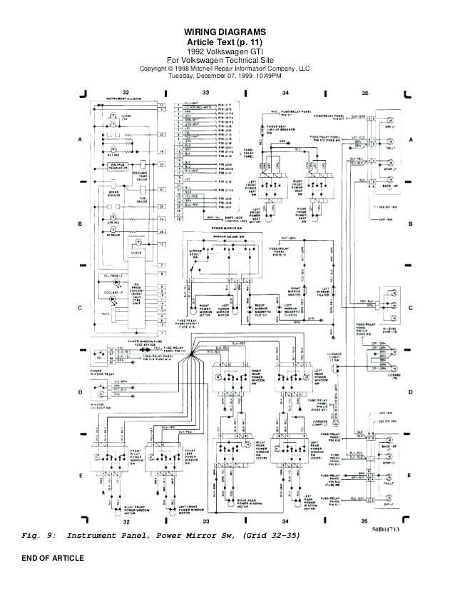 2009 Vw Jetta Tdi Wiring Diagram