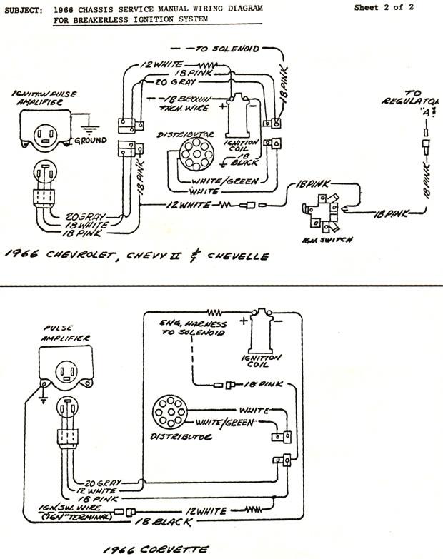 1982 Corvette Ignition Wiring Diagram
