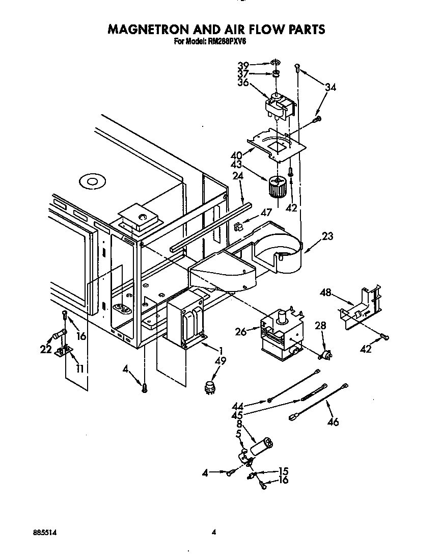 Wall Oven Wiring Diagram On Whirlpool