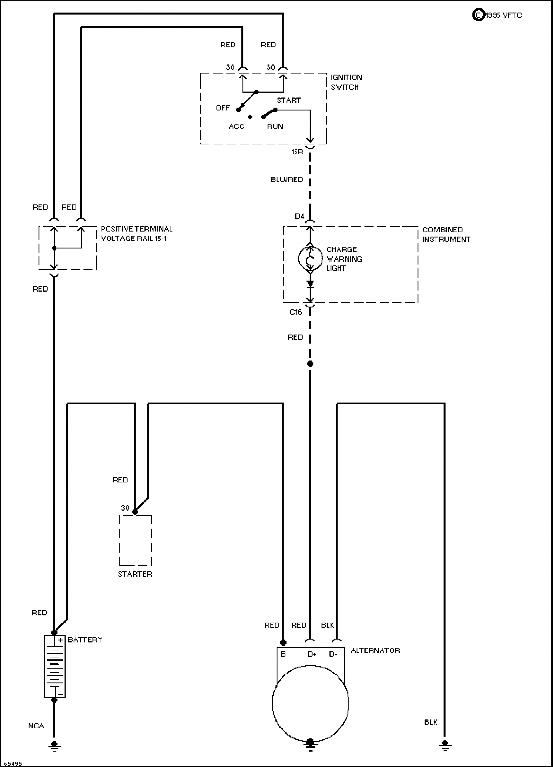 Yk 5961  1992 Volvo 240 Wiring Schematic Schematic Wiring