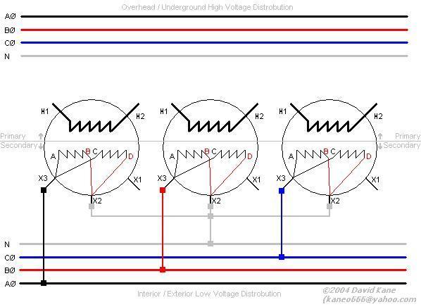 Gc 8077 277 Single Phase Wiring Diagram Schematic Wiring