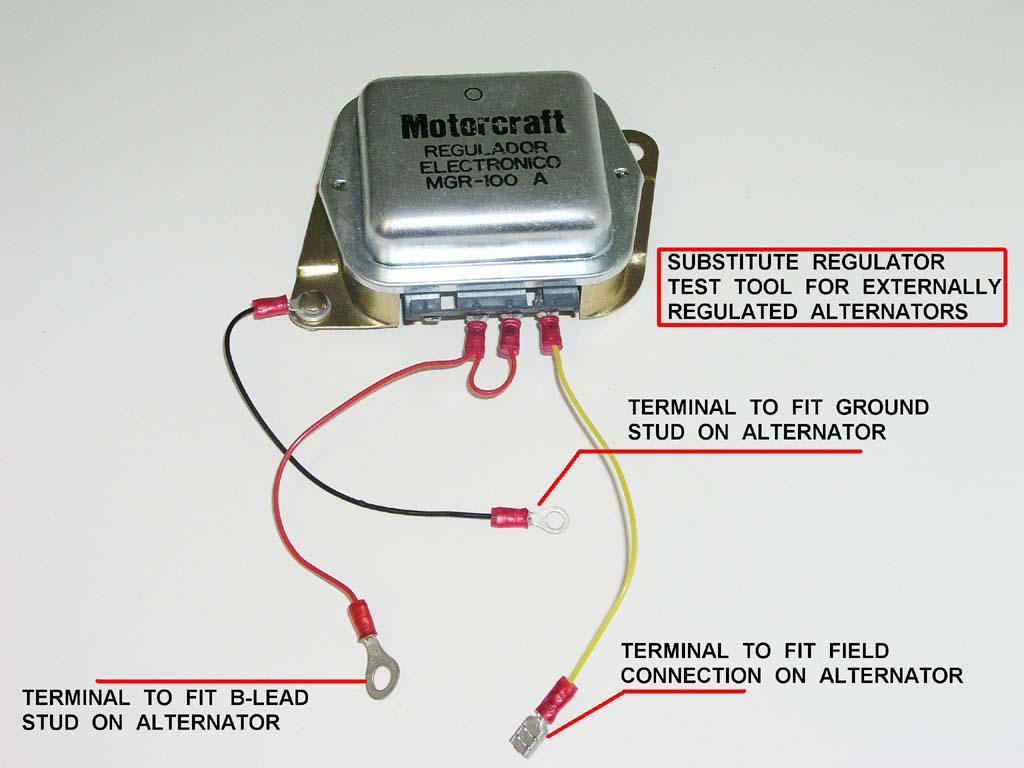 Fine Ford Voltage Regulator Wiring Diagram Basic Electronics Wiring Diagram Wiring Cloud Monangrecoveryedborg