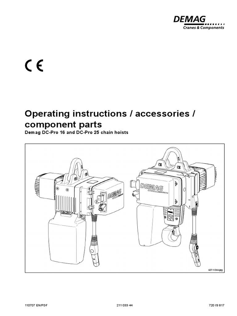[DIAGRAM_38IS]  EA_1272] Demag Hoist Circuit Diagram Free Diagram | Demag Dc Chain Hoist Diagram |  | Xero Aidew Illuminateatx Librar Wiring 101