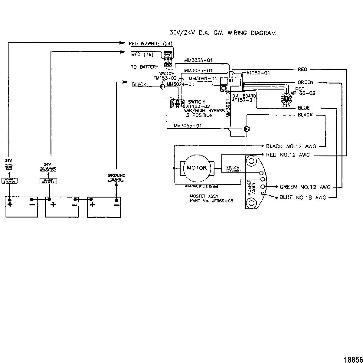 trolling motor wiring guide mr 7893  24 volt trolling motor wiring diagram on motorguide 12 24  24 volt trolling motor wiring diagram