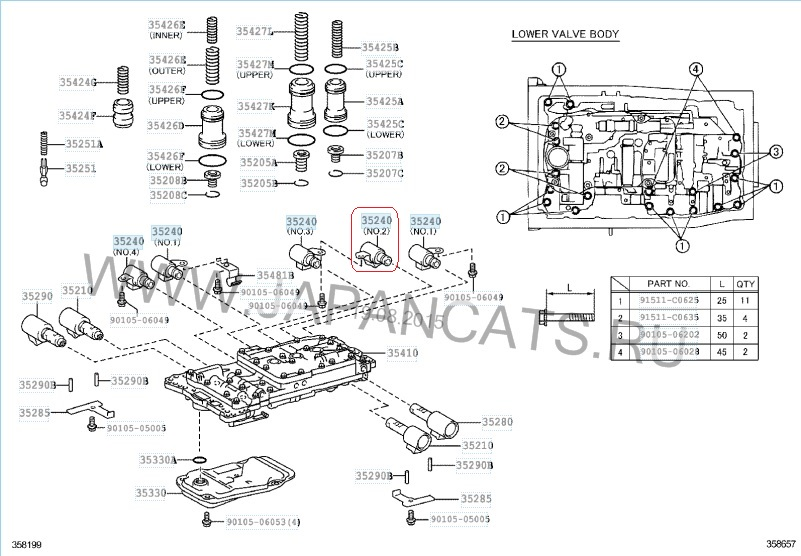 Xn 0325 30 40le Transmission Wiring Diagram Download Diagram