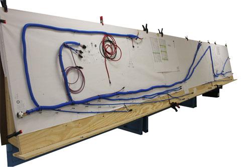 Terrific Bass Boat Wiring Harness Basic Electronics Wiring Diagram Wiring Cloud Ostrrenstrafr09Org