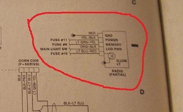 91 Ford F 250 Alternator Wiring Diagram Gm Maf Wiring Cts Lsa 1997wir Jeanjaures37 Fr