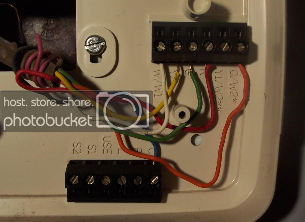 Totaline Thermostat Wiring Diagram P274