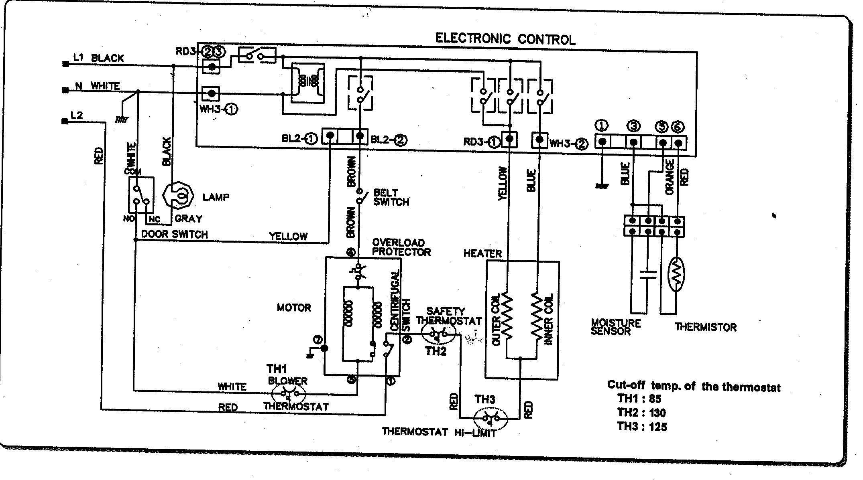 kenmore dryer cord wiring diagram kenmore dryer wiring diagram e1 wiring diagram  kenmore dryer wiring diagram e1
