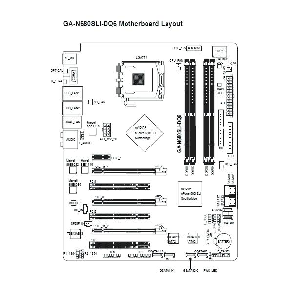 Fk 5853  Laptop Motherboard Diagram With Labels Schematic