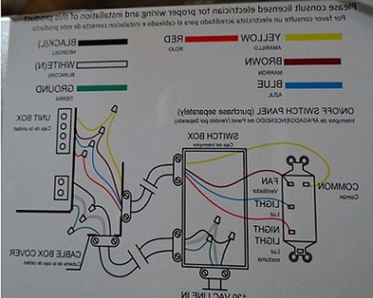 Ae 2686 Hampton Bay Ceiling Fan Wiring Diagram With Remote Download Diagram