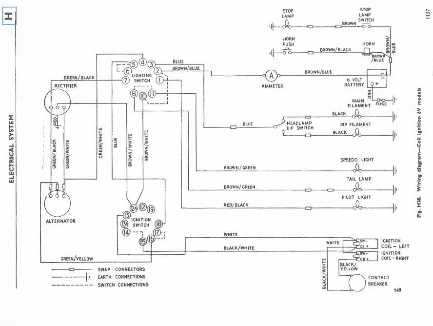 Awesome Triumph Wiring Diagram Basic Electronics Wiring Diagram Wiring Cloud Picalendutblikvittorg