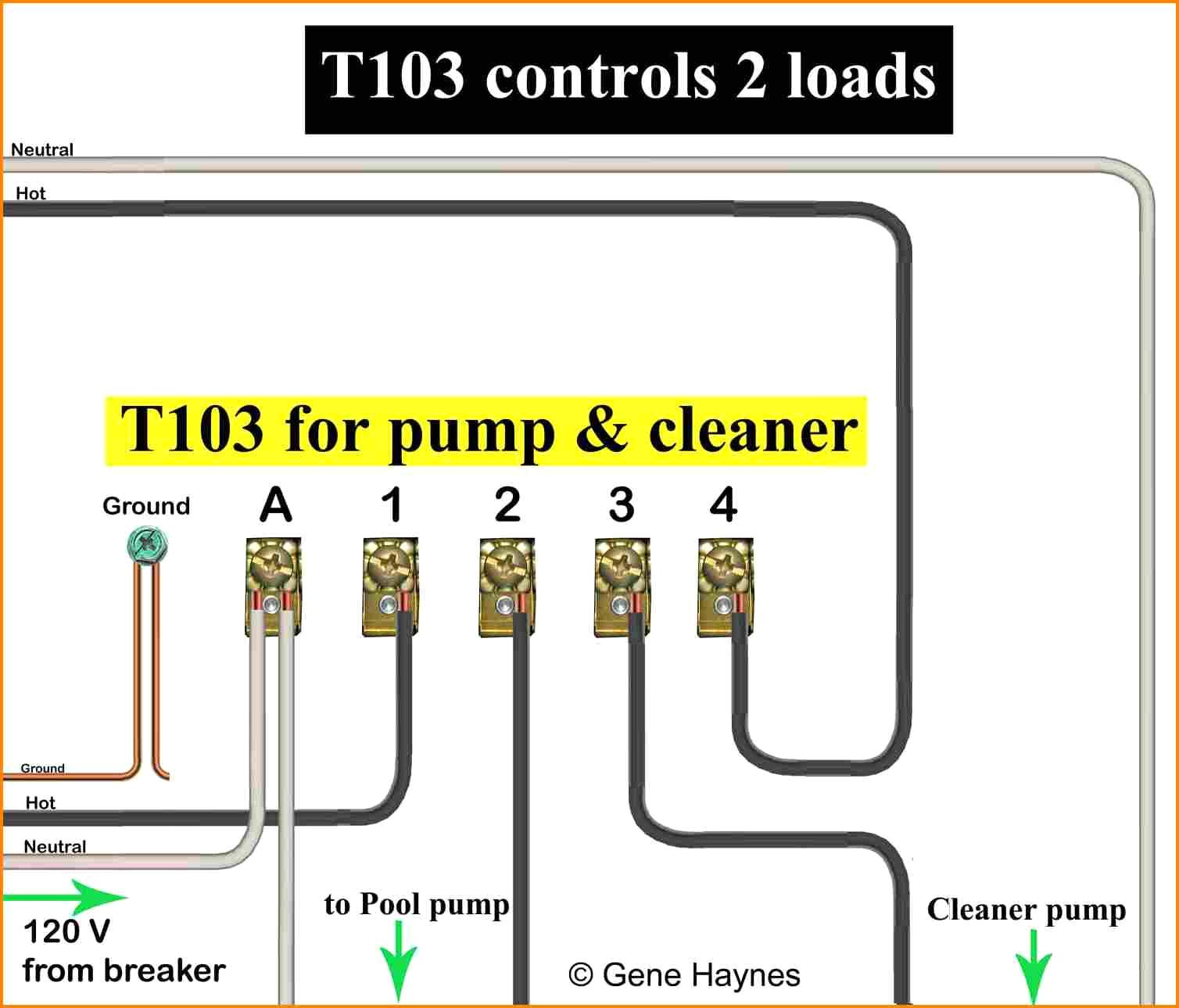 Intermatic Px300 Wiring Diagram