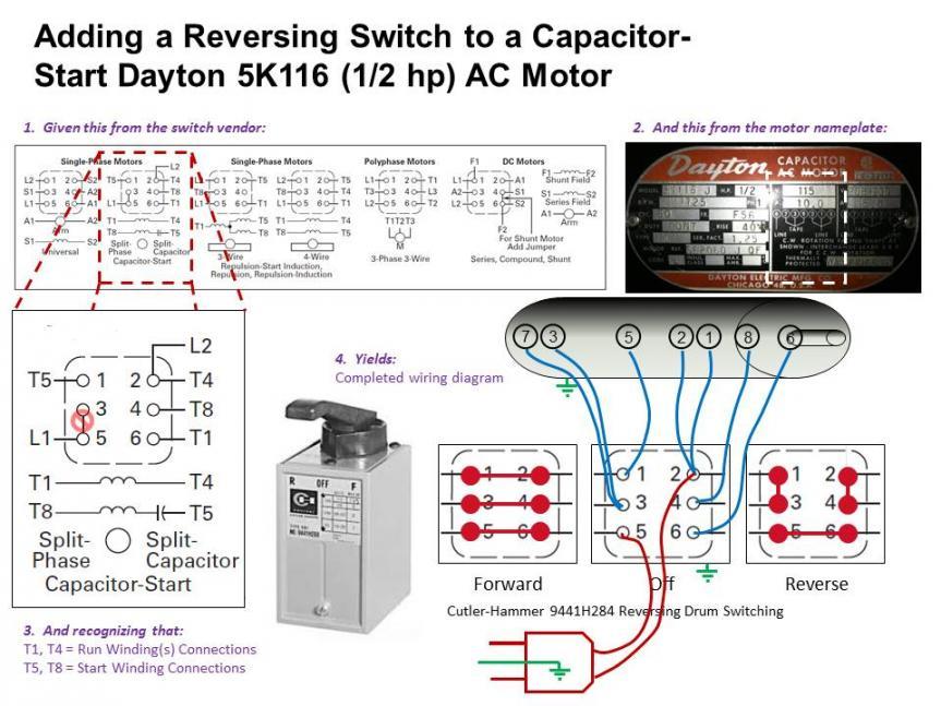 century farm duty motor wiring diagram  vw motor wiring
