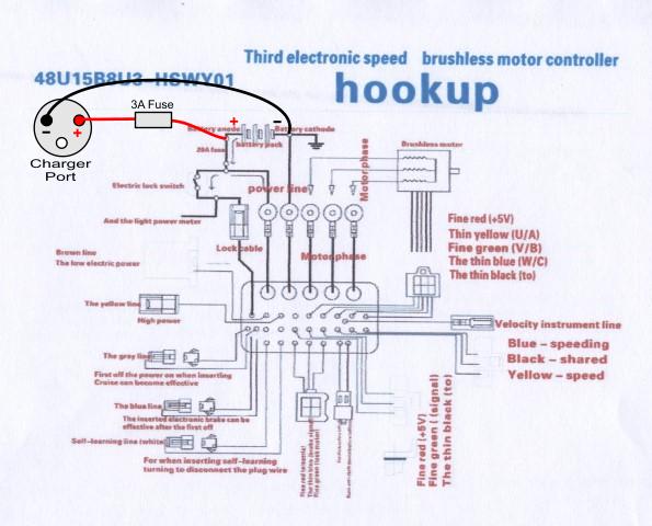 La 2967  48 Volt Battery Meter Wiring Diagram Download