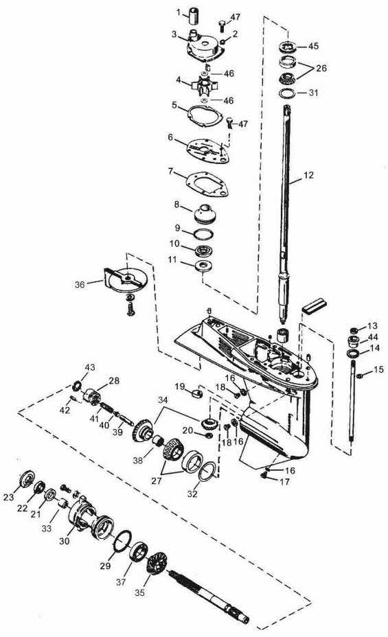 Mercury 25 Hp Outboard 2 Stroke Manual