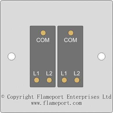 Hw 6626 2 Way Switch L1 L2 Wiring Diagram