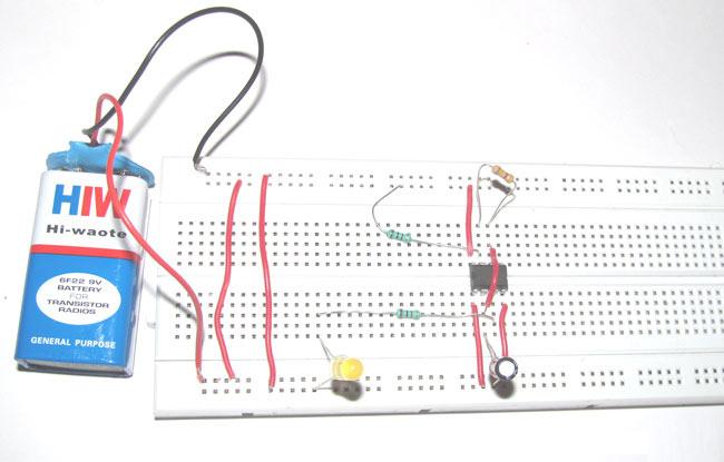 Awesome Making Of Flashing Blinking Led Circuit Diagram Using 555 Timer Ic Wiring Cloud Picalendutblikvittorg