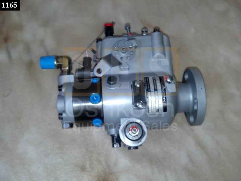 Sensational Stanadyne Roosa Master Fuel Injection Pump Re Built Oshkosh Wiring Cloud Rdonaheevemohammedshrineorg