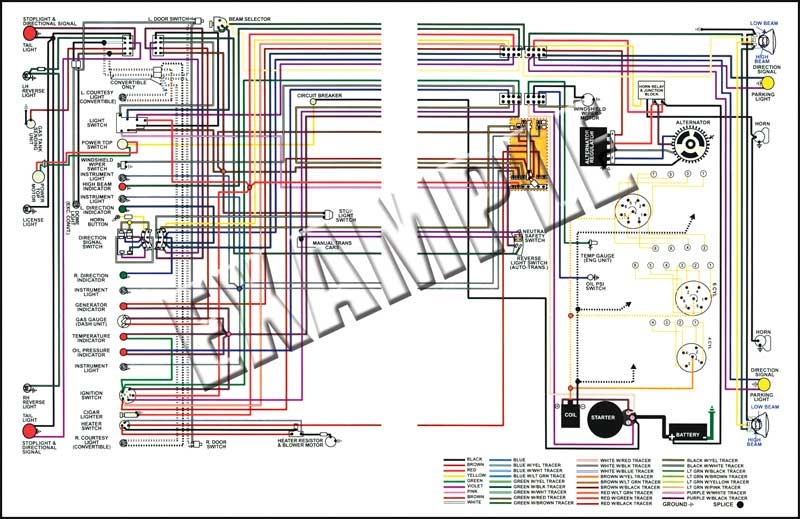 1952 Plymouth Wiring Diagram Schematic 1966 Mustang Steering Wheel Wiring Diagram For Wiring Diagram Schematics