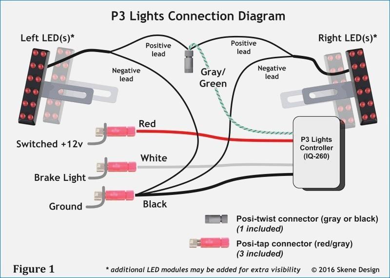 Yb 1675 3 Wire Tail Light Diagram Wiring Diagram