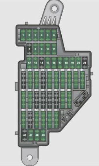 Hz 2987  Audi 80 Central Locking And Alarm Control Unit