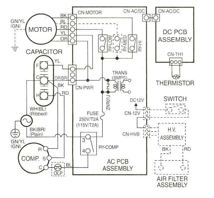 Fabulous Rheem Ac Wiring Schematics Wiring Diagram Data Wiring Cloud Filiciilluminateatxorg