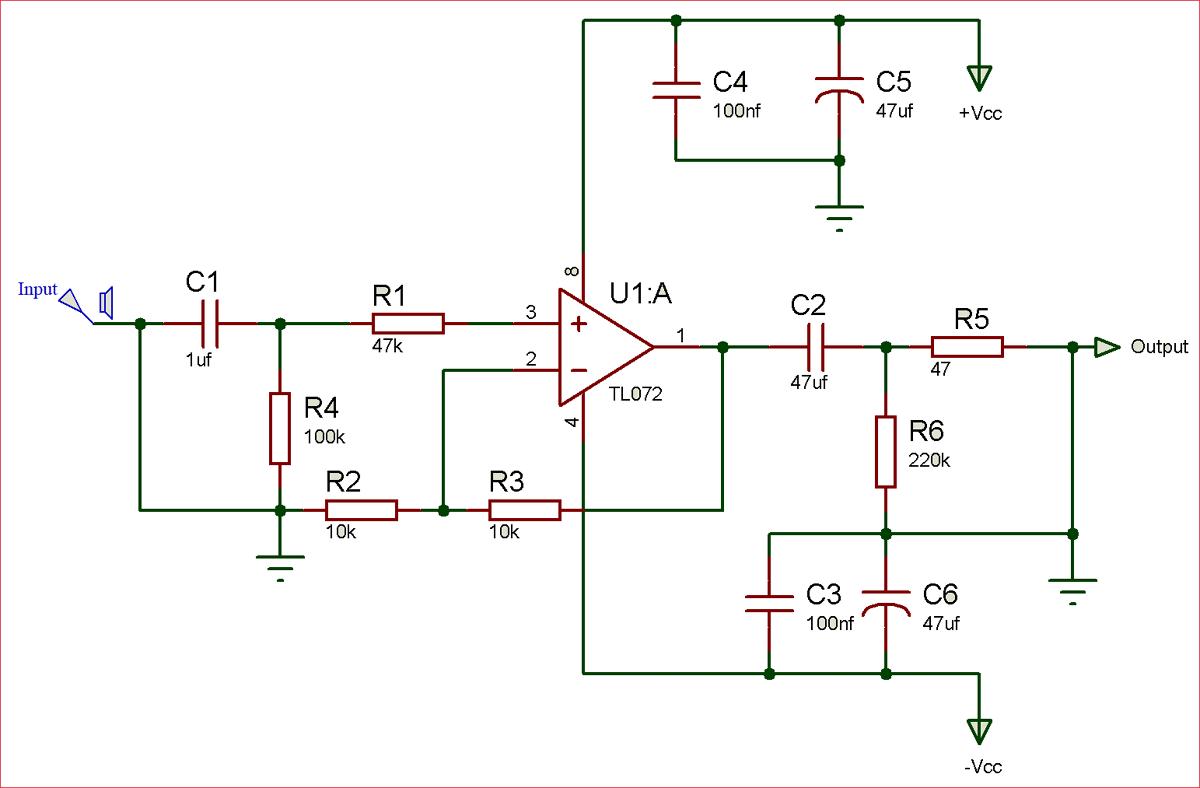 Wondrous Pickup Preamplifier Circuit Electronic Circuits And Diagram Basic Wiring Cloud Xempagosophoxytasticioscodnessplanboapumohammedshrineorg