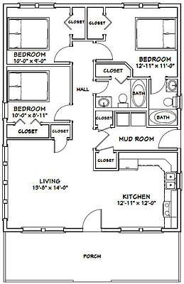 GS_4213] House Plans Half Underground Home Plans Free Download ...