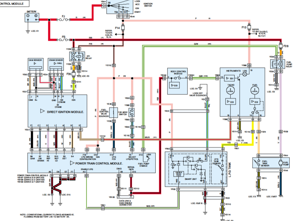 Ve Commodore Trailer Wiring Diagram