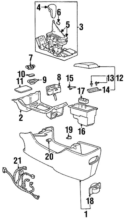 Fw 8678 1999 Pontiac Grand Am Parts Diagram Schematic Wiring