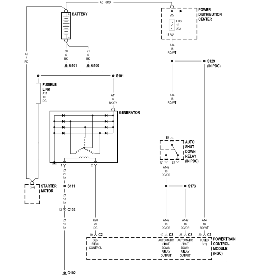 NG_8824] 2001 Pt Cruiser Alternator Wiring Diagram Download DiagramRosz Tivexi Ifica Hila Intap Nuvit Xolia Inama Mohammedshrine Librar Wiring  101