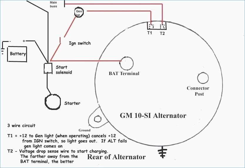 Enjoyable 3 Wire Gm Alternator Wiring General Wiring Diagram Data Wiring Cloud Loplapiotaidewilluminateatxorg