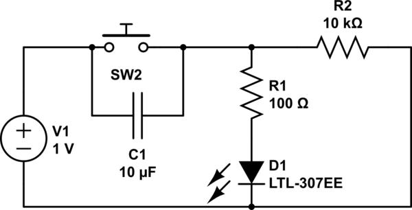 Awe Inspiring How A Capacitor Works In A Circuit Basic Electronics Wiring Diagram Wiring Cloud Picalendutblikvittorg