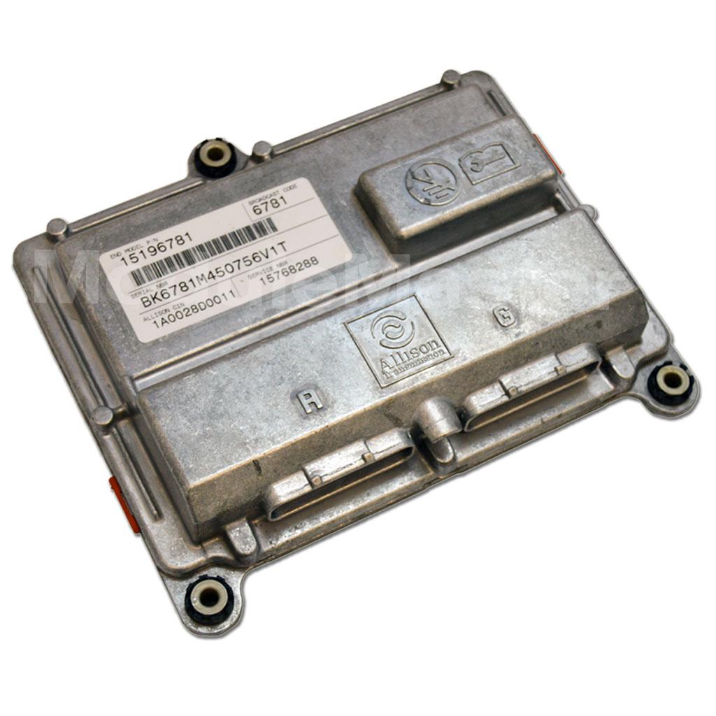 [KO_9933] 2003 Bmw Transmission Control Module Location