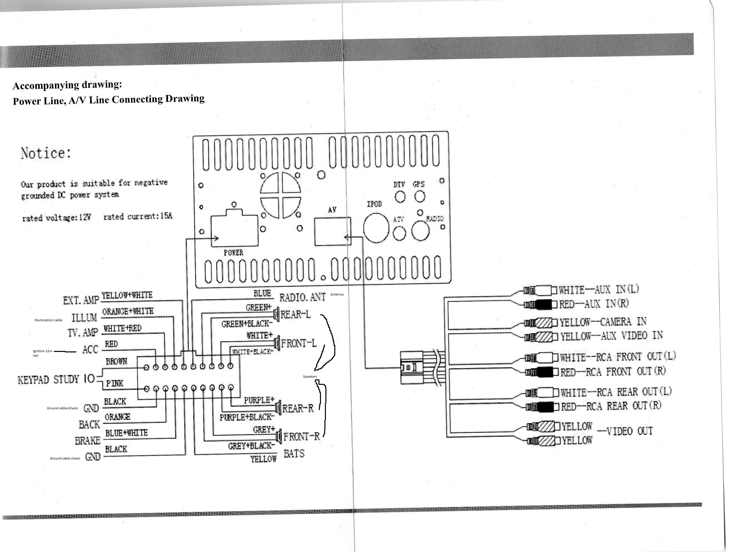 2008 Nissan Patrol Radio Wiring Diagram