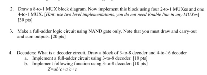 Ky 1227  Logic How To Build A 4 To 16 Decoder Using Only