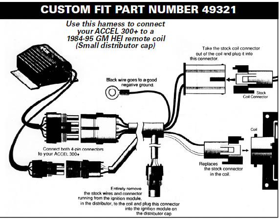 Accel Ignition Module Wiring Diagram