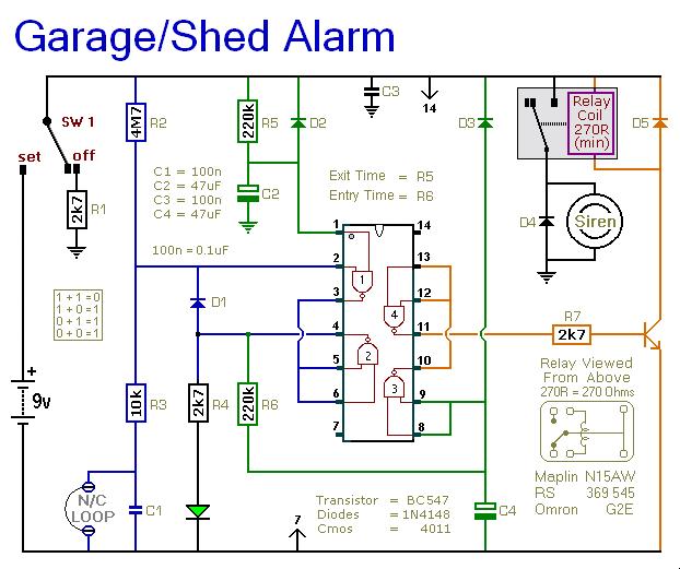 Peachy Garage Lighting Wiring Diagram Basic Electronics Wiring Diagram Wiring Cloud Biosomenaidewilluminateatxorg