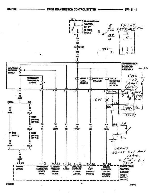 dodge 47re transmission wiring diagram sb 5726  47re transmission line diagram wiring diagram  47re transmission line diagram wiring