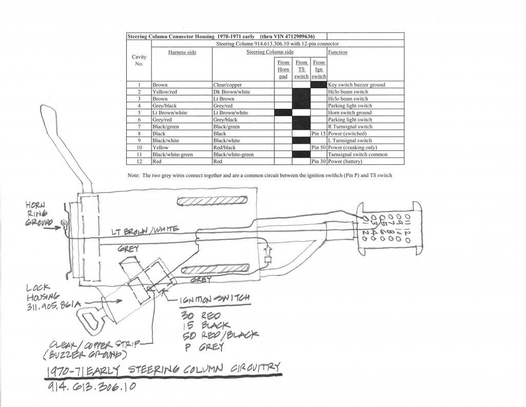 Diagram Fh 3988 Porsche 914 Ignition Wiring Wiring Diagram