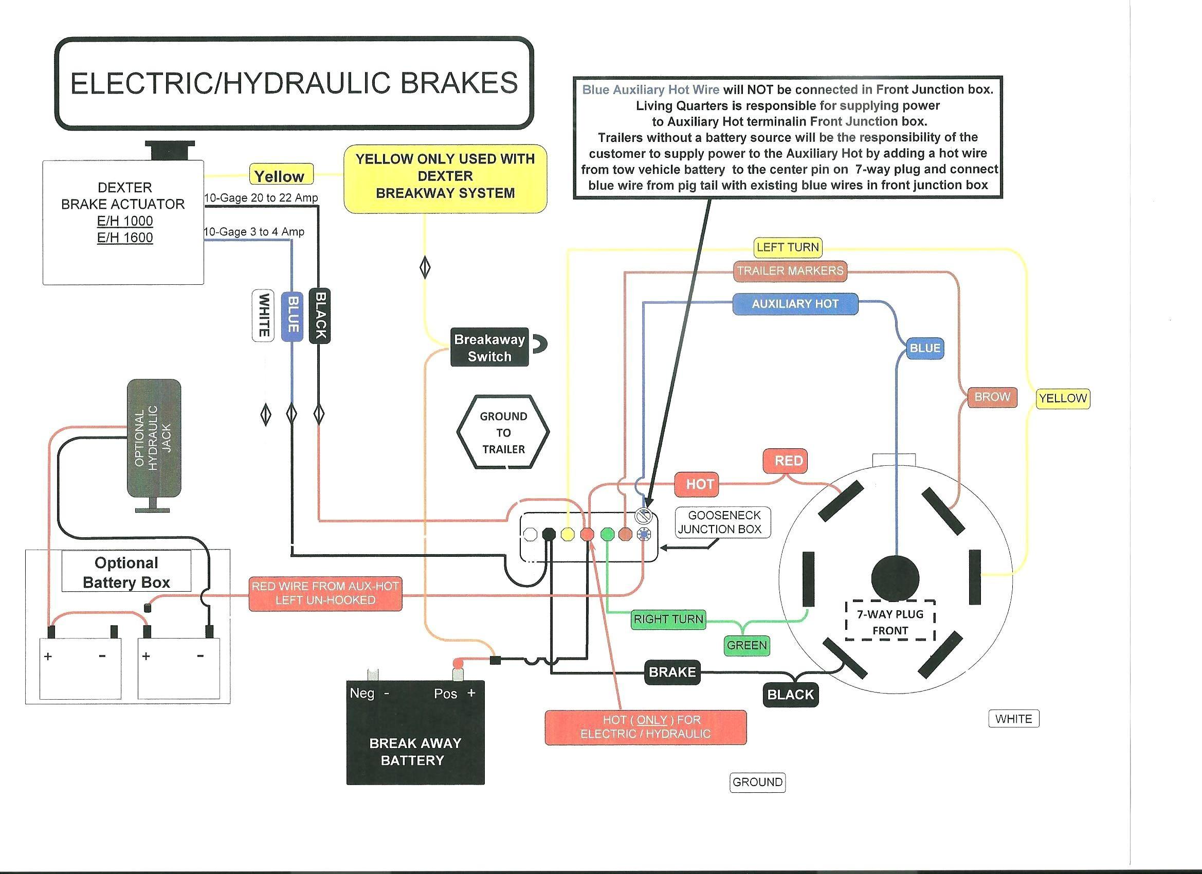 Ww 4895 Electric Trailer Breakaway Wiring Diagram Wiring Diagram