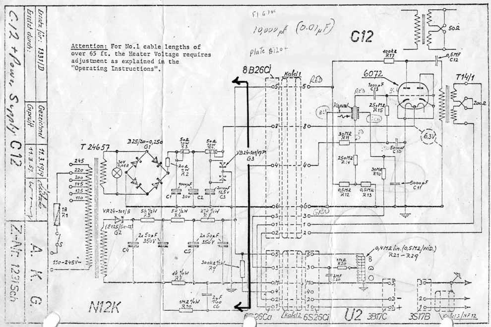 Superb Akg Acoustics C 12 Recordinghacks Com Wiring Cloud Rometaidewilluminateatxorg