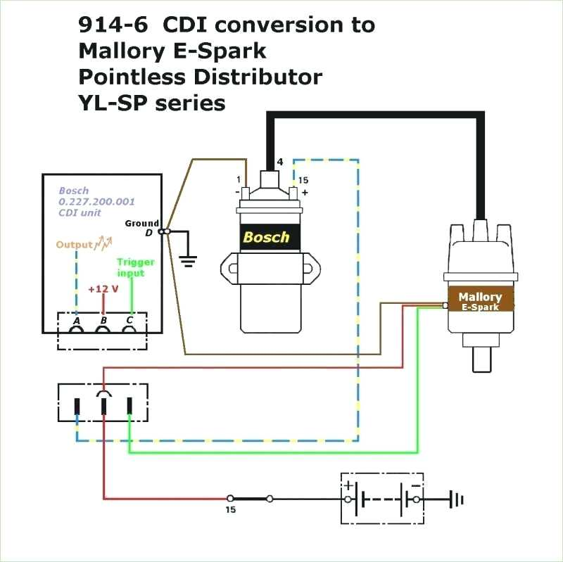 Os 1491  Mallory 6al Wiring Diagram Free Diagram