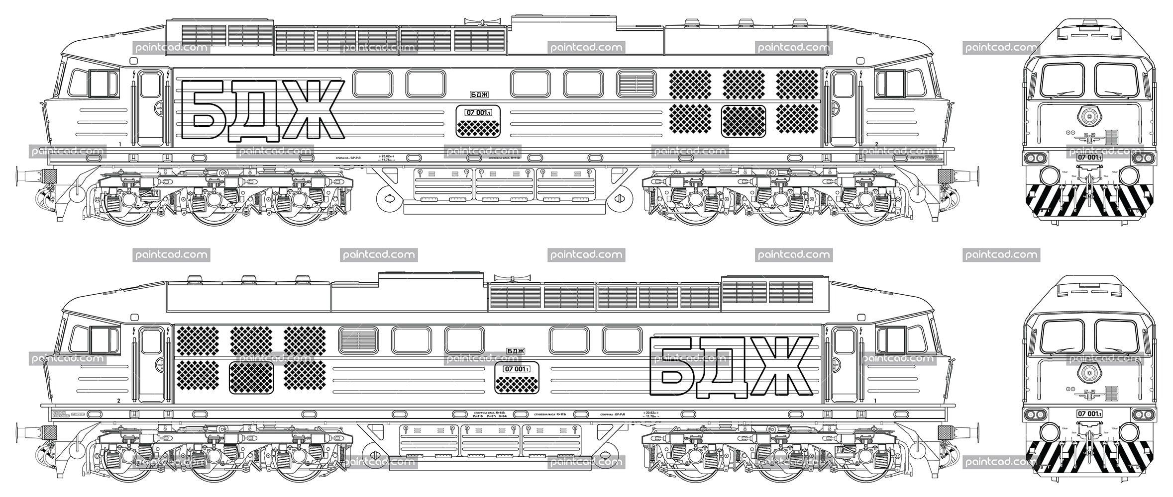 Fk 4156  Diesle Locomotive Diagram Wiring Diagram